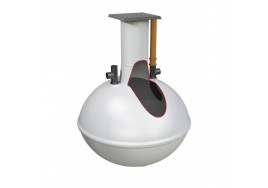 12 Population Standard Septic Tank 3800 litres