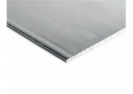 2400 x 1200 x 12.5mm Foil Backed Plasterboard Square Edge