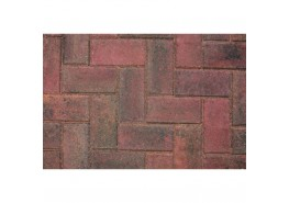 50mm Brindle Standard Block Paving