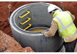 900 x 500mm Manhole Ring