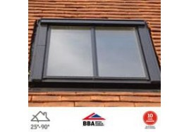 VELUX GPL SD5P2 Top-Hung Conservation Window For Plain Tiles