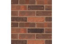 65mm Wienerberger Ashington Red Multi Brick - Per Pack 500