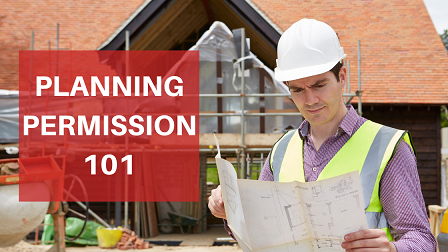 Do I need planning permission for my building project?