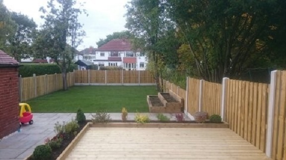 Gyproc thermaline plus for Garden renovation on a budget