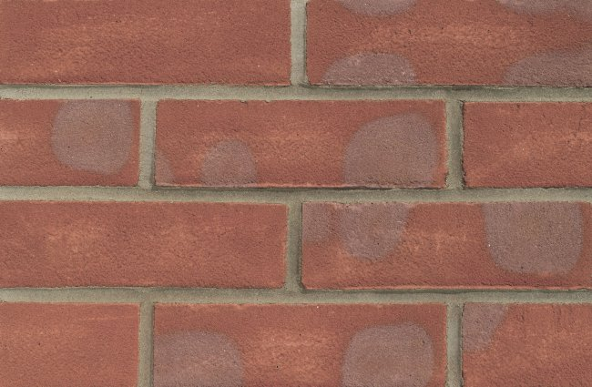 65mm Forterra Atherstone Red Brick Per Pack 495
