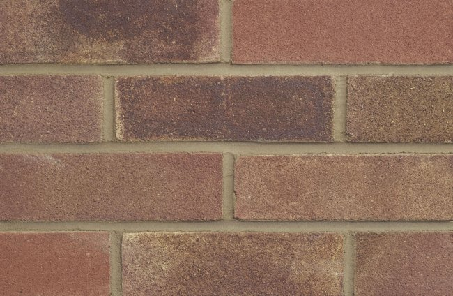 65mm Forterra Lbc London Brick Company Heather Brick Per