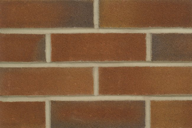65mm Forterra Heather Multi Brick Per Pack 452