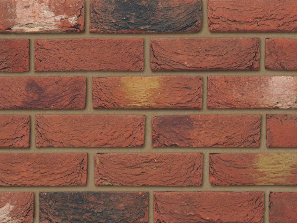 65mm Ibstock Ivanhoe Cottage Blend Brick Per Pack 430