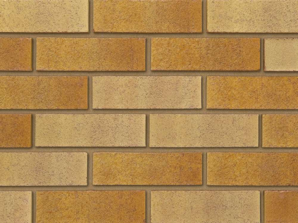 65mm Ibstock Tradesman Buff Multi Brick Per Pack 400