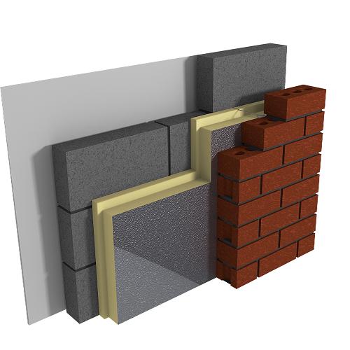 Celotex Cf5000 Full Fill Cavity Wall Insulation 1200 X