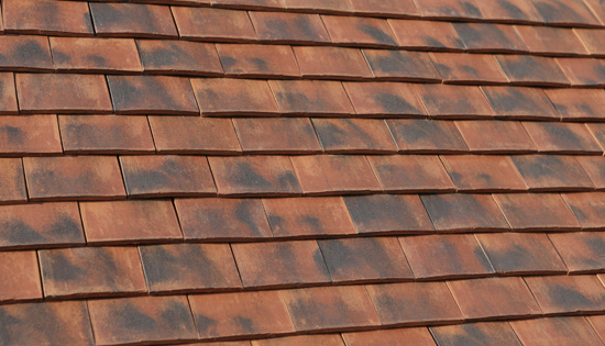 Marley Ashdowne Handcrafted Clay Plain Tile