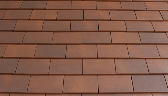 Marley Acme Single Camber Clay Plain Tile