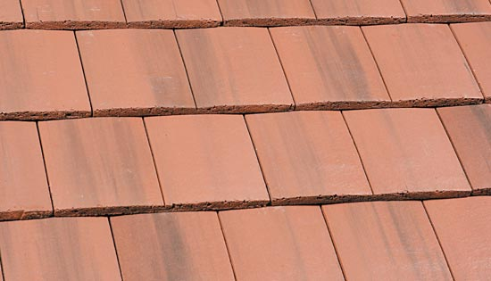 Marley Ashmore Interlocking Double Plain Tile