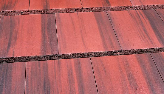 Marley Modern Interlocking Roof Tile