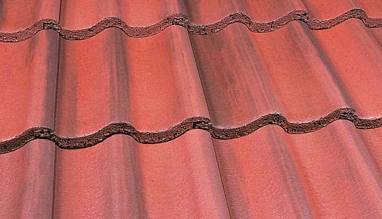 Marley Mendip Interlocking Roof Tile