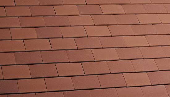 Marley Acme Single Camber Clay Plain Tile