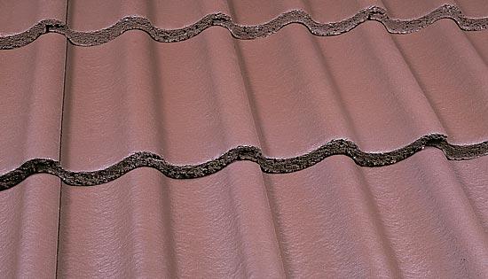 Marley Mendip Interlocking Roof Tile