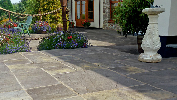Great Marshalls Heritage Riven Garden Paving
