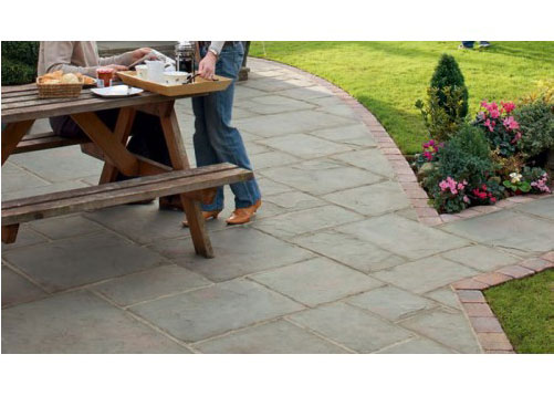 The step-by-step guide to laying a patio