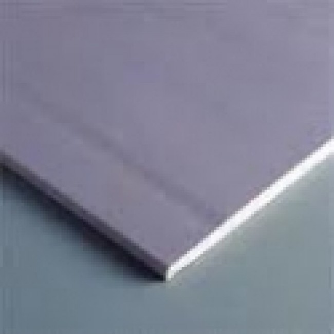 2400 X 1200 X 12 5mm Sound Resistant Plasterboard Tapered Edge