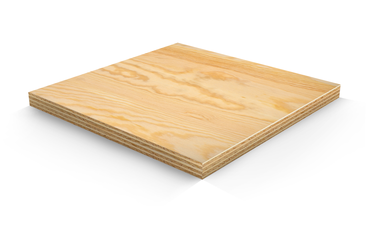 2440 x 1220 x 25mm marine plywood