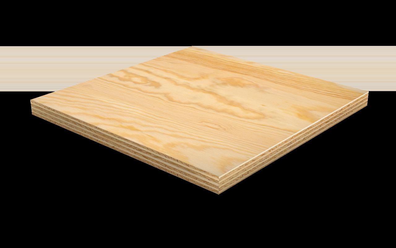2440 X 1220 X 25mm Marine Plywood