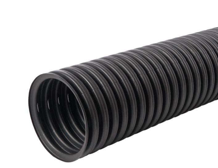 375mm X 6mtr Solid Twinwall Pipe