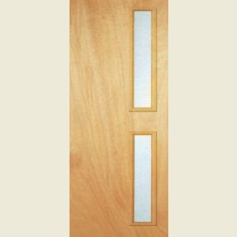 Code 16g veneered 1 2 hour for Door vision panel