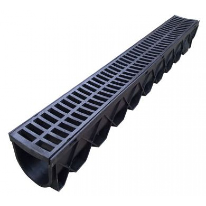 Domestic drainage channel 1000mm for Domestic drainage system layout