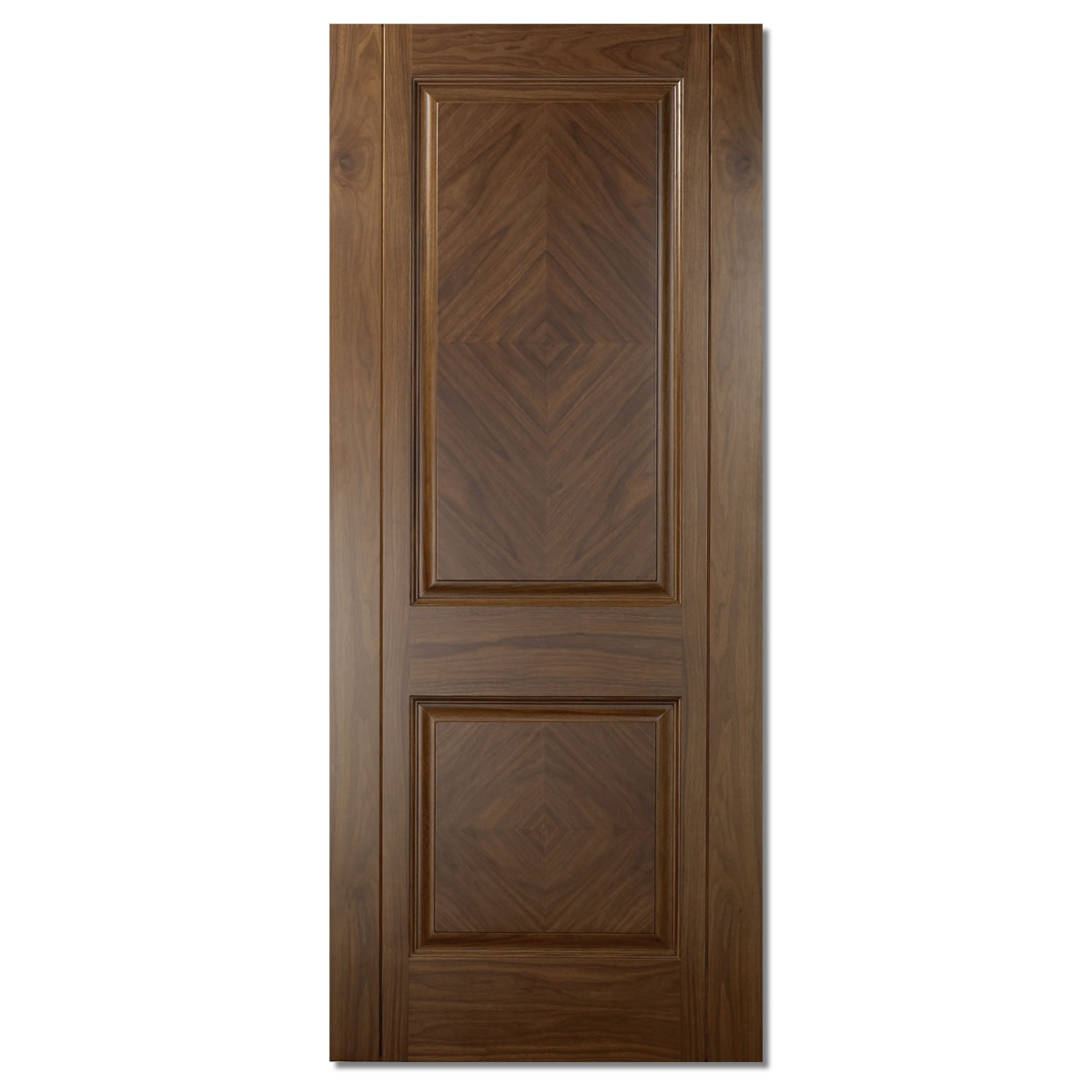 Madrid walnut pre finished 1 2 hour for 1 hour fire rated door price