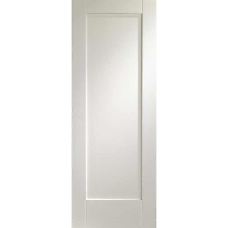 Shaker style 1 panel door for 1 panel shaker door