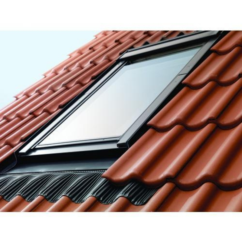 Velux flashings edj 0000 tiles up to 90mm thick recessed for Velux accessori