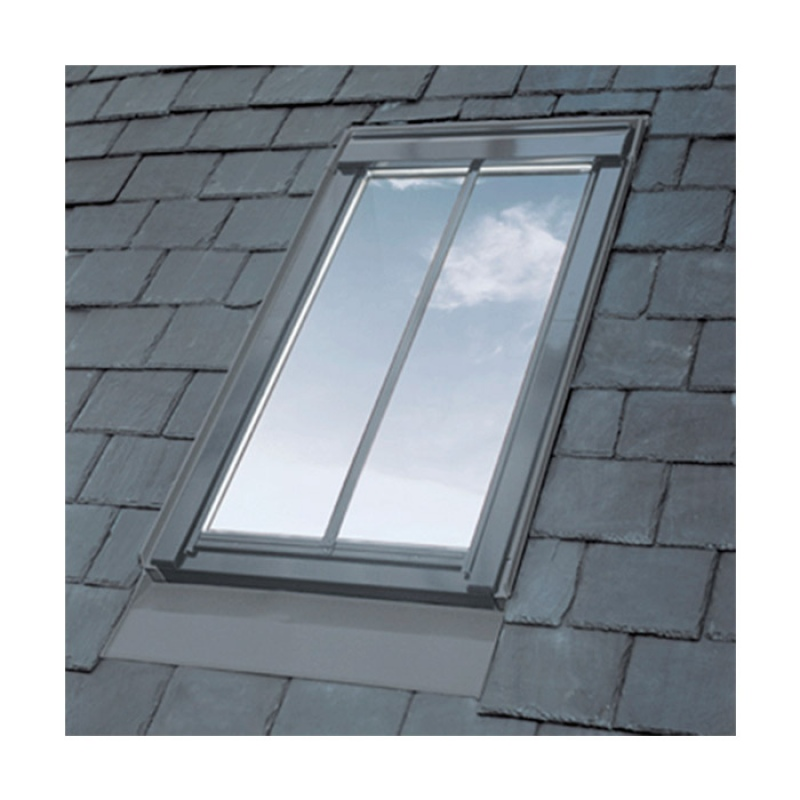 Velux ggl sd5w1 conservation window for roof tiles for Dimension velux ggl 1