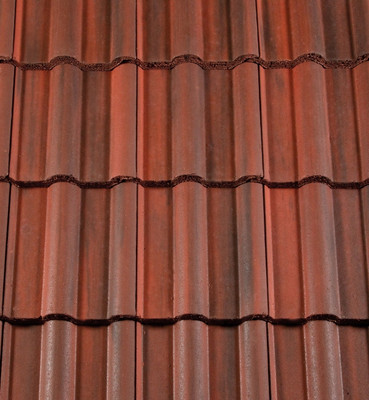 Redland 50 Double Roman Roof Tile
