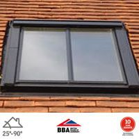 velux gpl sd5p2 top hung conservation window for plain tiles. Black Bedroom Furniture Sets. Home Design Ideas