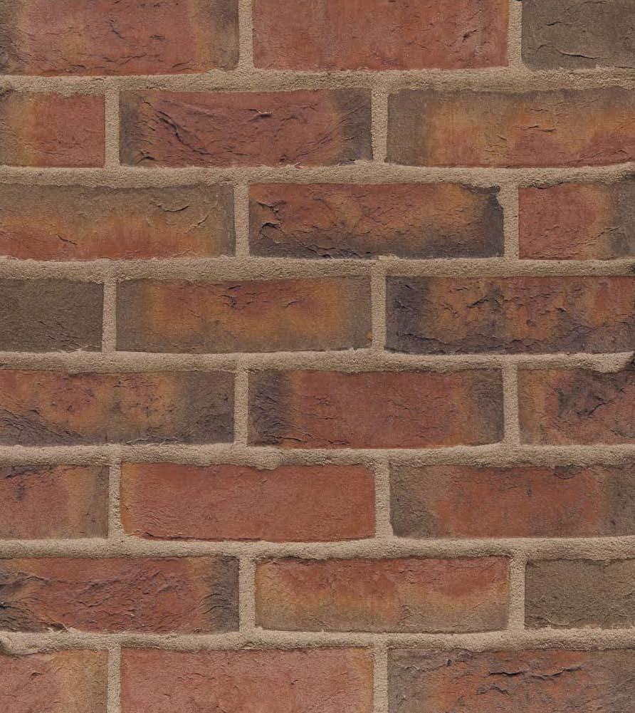 65mm Wienerberger Kassandra Multi Brick Per Pack 528