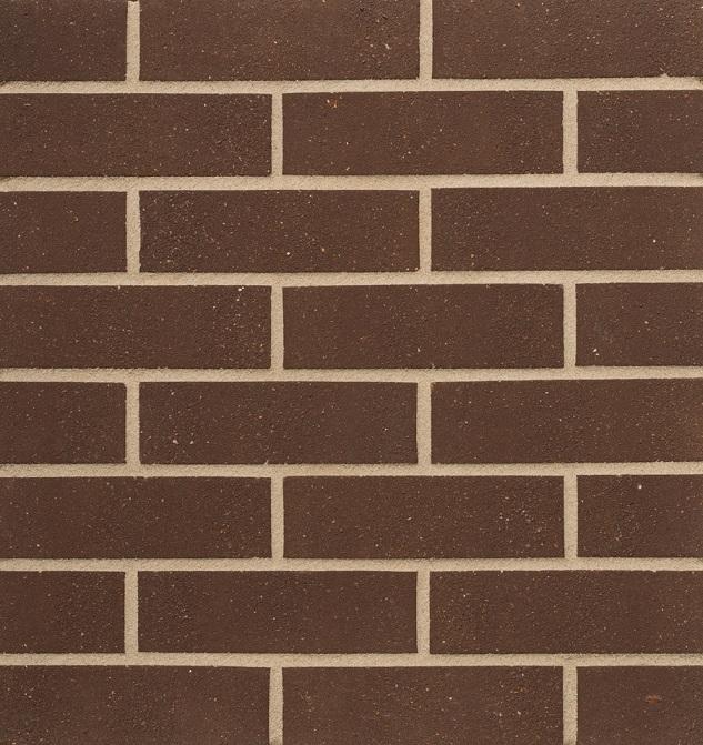 65mm Wienerberger Swarland Dark Brown Brick Per Pack 400